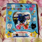 Kamio Dental Paradise #1 Blue Sticker Sack