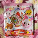 Kamio Sweet Paradise Bunnies and Bears Desserts Sticker Sack