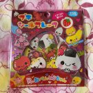 Kamio Sushi Bento Friends Sticker Sack