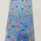 San-X Sea Paradise Sparkly Sticker Sheet # 2