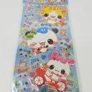 Crux Kawaii Stamp Friends 2-Part Sticker Sheet