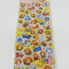 Q-Lia Luggage Dogs and Puppies Sticker Sheet