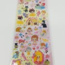 Kamio Fairy Tale World Red Riding Hood, Snow White, Hansel and Gretel, Thumbelina # 4 Sticker Sheet