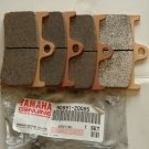 YAMAHA OEM 90891-20085 Brake Pad Set (4 pads) NEW