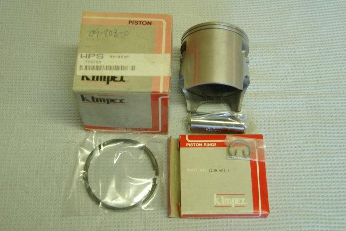 YAMAHA SR-V XL-V Piston Kit KIMPEX 808P1