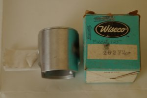 Wiseco Piston 262 P2 55.50mm PUCH 125 1970 74 ??