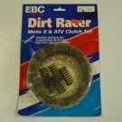 EBC Dirt Racer Clutch Plate Set HONDA CR125R 1986 - 99