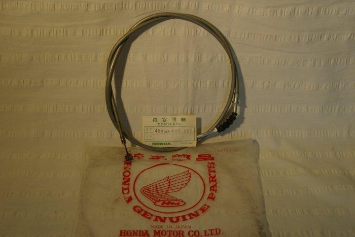 HONDA PARTS CL125 Twin CB175 F/B Cable 45450-243-000