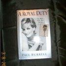 Paul Burrell A ROYAL DUTY