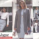 Vogue Career Wardrobe 2965 Sewing Pattern Top, Skirt, Pants & Jacket Sizes 18-22