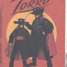 Zorro Costume Sewing Pattern McCalls 6689