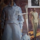 Vogue Sewing Pattern 1608 Isabel Toledo Top, Skirt and Pants