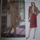 Vogue Sewing Pattern 1281 Blassport Ltd Jacket and Skirt