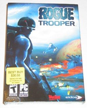 Rogue Trooper (PC Games) dvd-rom Teeen NIP NEW!