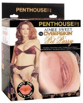 Penthouse CyberSkin Pet Pussy, Aimee