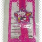 2009 McDonalds Happy Meal Toy Hello Kitty Watch - Pink Star #1 - Rare - NIP & FREE SHIPPING
