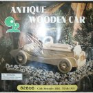 ANTIQUE WOODEN CAR MERCEDES SSKL 1931 MODEL KIT #82806 - NIB & FREE SHIPPING
