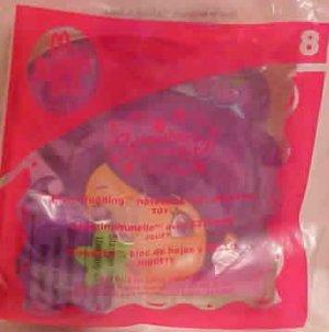 2009 McDonalds Happy Meal Toy Strawberry Shortcake - Plum Pudding #8 - NIP & FREE SHIPPING