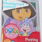 Dora The Explorer Playing Card Games Bicycle - NIP & FREE SHIPPING