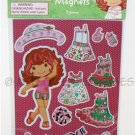 Strawberry Shortcake & Friends Magnets 13 Pieces - NIP & FREE SHIPPING!
