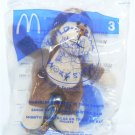 2006 McDonalds Happy Meal Toy Build A Bear #3 Marvelous Monkey in Swim Trunks - NIP & FREE SHIPPING