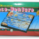 Magnetic Space Venture Pocket Travel Game #559 - NIB + FREE SHIPPING