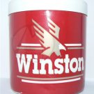 Winston Can Cooler - Vintage + HTF + Rare + FREE SHIPPING