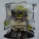2010 McDonalds Happy Meal Toy Shrek Forever After #3 Shrek - NIP & FREE SHIPPING