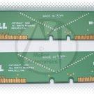 Dell Rambus Terminators Blank Slot 9578D RDRAM X2 - TESTED & FREE SHIPPING
