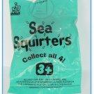 Sea Squirters Orange Fish Tub Toy - NIP & FREE SHIPPING