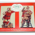 1994 Coca Cola Limited Edition Playing Cards in a Collectible Tin - NIP & FREE SHIPPING!