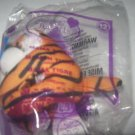 2010 McDonalds Happy Meal Toy Only Hearts Pets #12 Mama Tiger - NIP & FREE SHIPPING