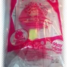 2011 McDonalds Happy Meal Toy Strawberry Shortcake #6 Raspberry Torte - NIP & FREE SHIPPING