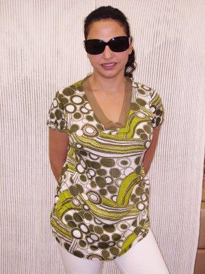 1053 Shana-K Ladies Knited Top Style