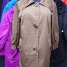 R99010 Trench Coat Solid Colors