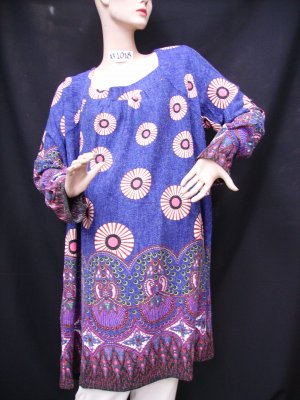 XX-1018 SHANA K WINTER DRESS
