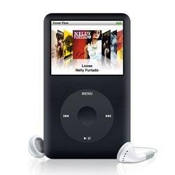 Apple iPod Classic Video 80GB 6th Gen - Black
