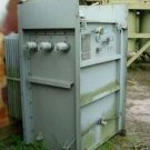 750kVA, 13800-480/277 liquid filled substation transformer