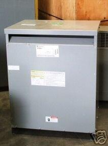 Square D 150 kVA, 240V-208Y/120 V transformer