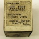 Joslyn Clark 100T-PP4R push button  NIB