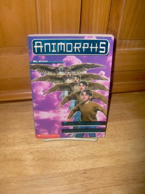 ANIMORPHS #13 - The Change