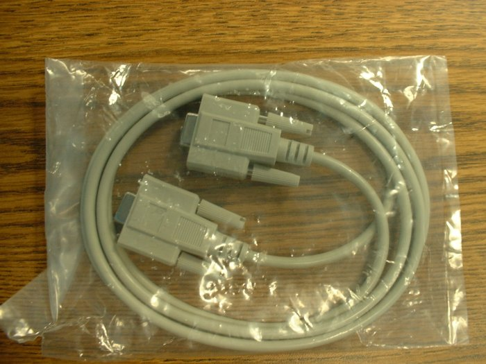 9-Pin (F) to 9-Pin (F) Serial Cables (6')