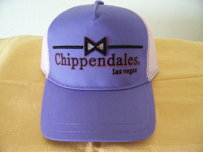 Las Vegas Chippendales Cap Lavender NEW