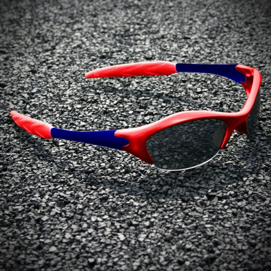 Half-frame | RED + BLUE