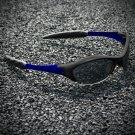 Half-frame | BLACK + BLUE