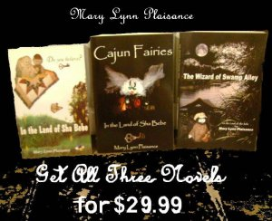 The Sha Bebe Trilogy by Mary Lynn Plaisance