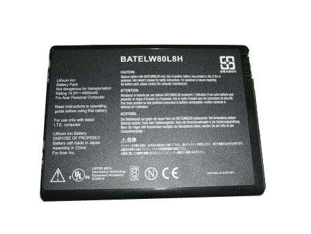 NEW BATELW80L8 BATELW80L8H battery for ACER TravelMate 2200 2700 ACER Aspire 1670 Acer042