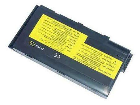 02K6728 ReplaCEment Battery for IBM THINKPAD I 1200 SERIES THINKPAD I 1300 SERIES IBM016