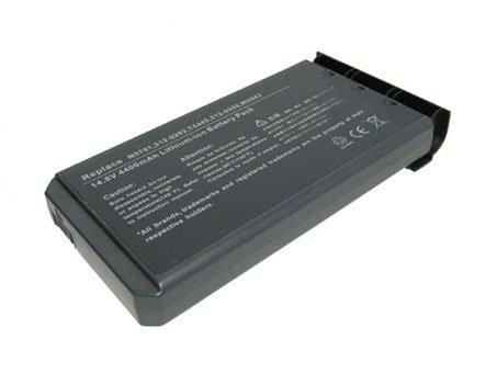 312-0292 T5443 W5543 battery for DELL Inspiron 1000 1200 2200 Dell Latitude 110L battery