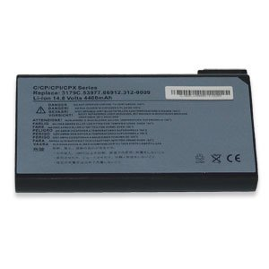 Brand new replacement Battery For Dell 53977 555TT 5E528 5H980 66912 695997